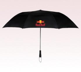 Personalized 58 inch Arc Black Umbrella