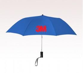 Customized 36 inch Arc Blue Umbrella
