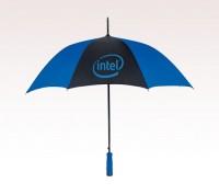 Customized 46 inch Arc Blue Umbrella