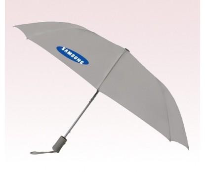 Customized 43 inch Wind Gray Umbrella