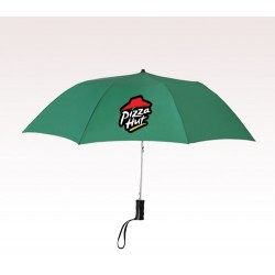 Customized 36 inch Arc Green Umbrella