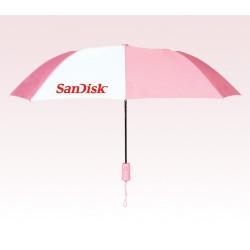 Personalized 43 inch Wind Pink Umbrella
