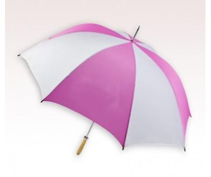 Personalized 60'' Golf Pink Umbrella