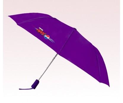 Customized 43 inch Wind Purple Umbrella