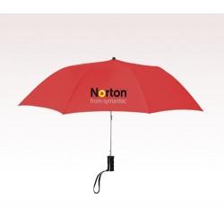Customized 36 inch Arc Red Umbrella