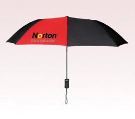 Customized 43 inch Wind Red Umbrella