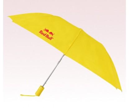 Customized 43 inch Wind Yellow Umbrella