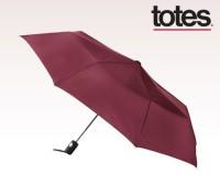 Personalized Four Seasons 42 inch Arc Totes® Auto Open Folding Umbrellas