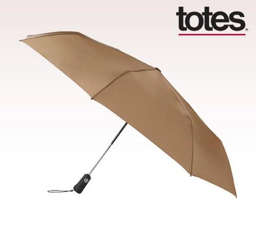 Personalized Four Seasons 47 Arc Totes Blue Line Auto OpenClose Max Umbrellas