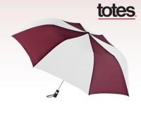 Personalized Four Seasons 55 inch Arc Totes® Golf Size Auto Open Folding Umbrella