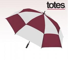Personalized Four Seasons 60 Arc Totes ® Stormbeater™ Golf Stick Umbrellas