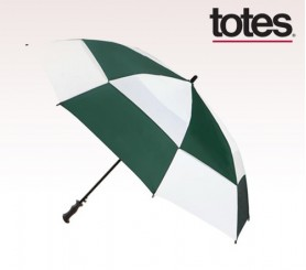 Personalized Four Seasons 68 inch Arc Totes® Super Deluxe Premium Golf Umbrella