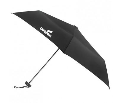 40 Inch Arc Promotional Logo Mini Manual 2 Fold Umbrellas