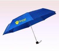 43 Inch Arc Customized Manual Folding Umbrellas