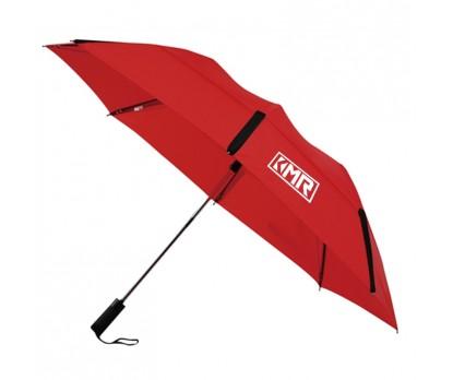 43 Inch Arc Custom 2 Fold Wind Proof Auto Open Umbrellas