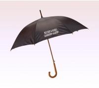 48 Inch Arc Custom Blue Sky Double Layered Umbrellas