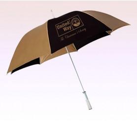 56 Inch Arc Custom Printed Deluxe Fiberglass Framed Umbrellas