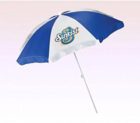 6 Feet Custom Printed Beach Umbrellas