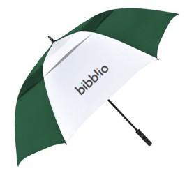 64 Inch Custom Imprinted Vented Tornado Umbrellas
