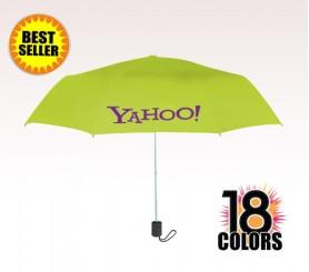 42 inch Arc Customized Logo Umbrellas w/ 18 Colors