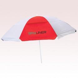 6 Ft Custom Printed Nylon Beach Umbrellas