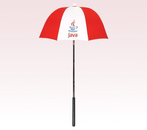custom logo umbrella