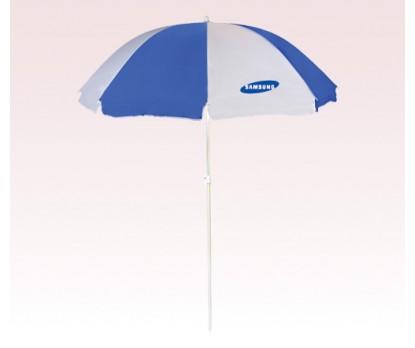72 inch Beach Customized Logo Umbrellas w/ 5 Colors