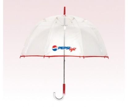 48 inch Bubble Promotional Umbrellas w/ 6 Colors