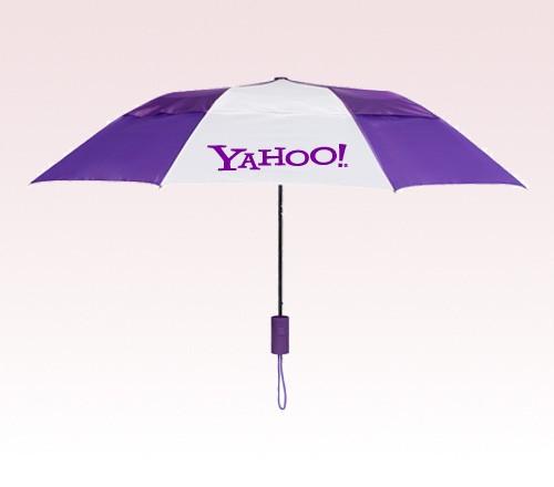 43 inch Arc Vented Custom Promotional Umbrellas w/ 13 Colors