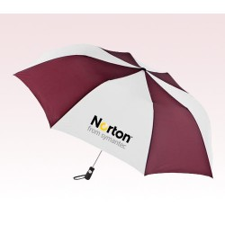 55 inch Golf  Auto Open Custom Logo Full Color Umbrellas w/ 8 Colors