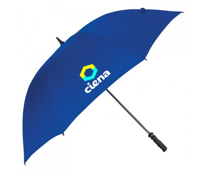 62 inch Arc Golf  Tour Personalized Logo Umbrellas