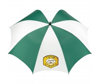 62 inch Arc Custom Printed Golf Umbrellas w/ 7 Colors