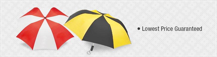 Blank Umbrellas