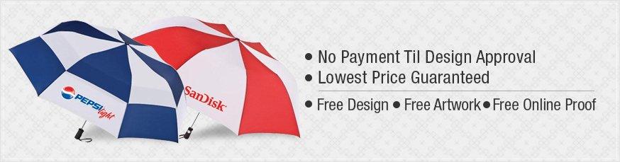 Custom Promotional Totes Umbrellas