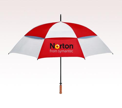 """68"""" Vented Custom Promotional Umbrellas"""