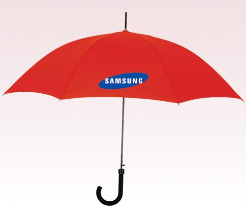 "46"" Arc Custom Promotional Umbrella"